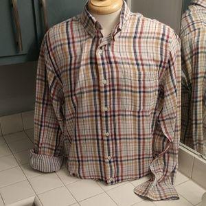 Men's long sleeve shirt L